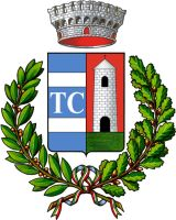 coat of arms for Torre Canavese, Italy
