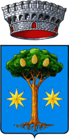 coat of arms for Vicchio, Italy
