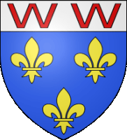 coat of arms for Viviers, France