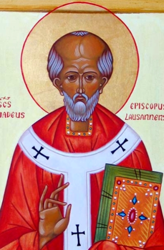 Blessed Amadeus of Lausanne