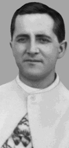 Blessed Benjamín Fernández de Legaria Goñi