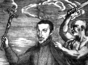 Blessed Diego Luis de San Vitores-Alonso