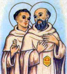Blessed Domenico di San Pietro and Blessed Pietro de Alos