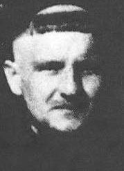 Blessed Józef Stepniak, date, location and photographer unknown; swiped from Santi e Beati; click for image source