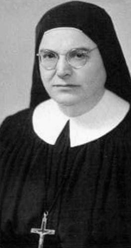 Blessed Maria Gargani