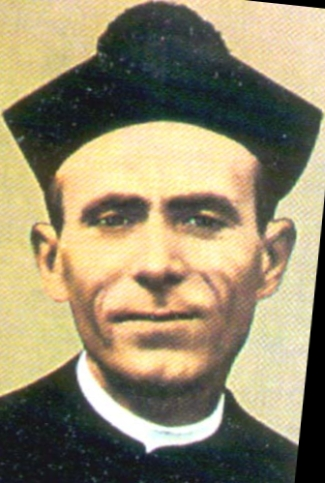 Blessed Mariano García Méndez; swiped from Santi e Beati