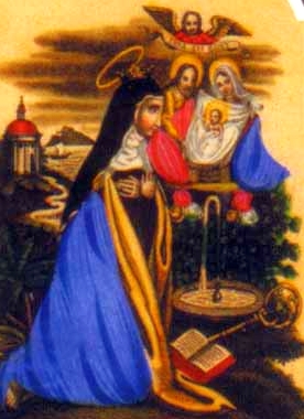 Blessed Pauline of Thuringia