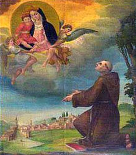 Blessed Pietro Corradini of Mogliano