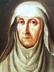 portrait of Blessed Zofia Czeska-Maciejowska, date unknown, artist unknown
