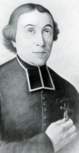 Father Antoine-Sylvestre Receveur