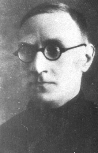 Father Igor Aleksandrovic Akulov