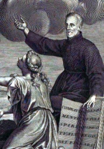 Father Lorenzo Scupoli