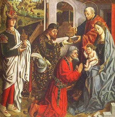 CatholicSaintsInfo Blog Archive Feast Of The Epiphany