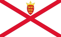 Flag of the Isle of Jersey