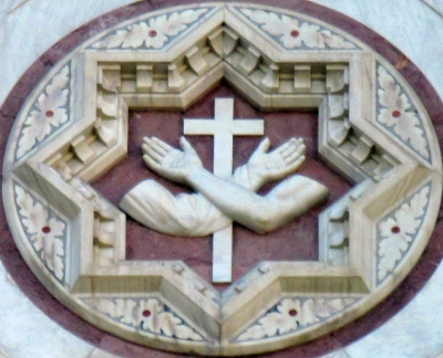 Franciscan emblem