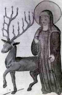 Blessed Ida of Toggenburg