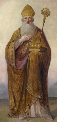 Saint Nicholas, Bishop of Myra, and Confessor