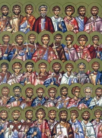 Martyrs of Amorium