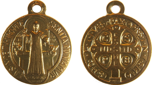 Medal of Saint Benedict
