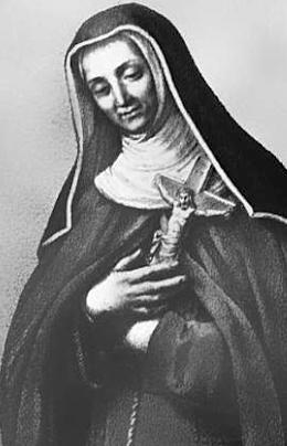 Mother Maria Concetta Saraceni