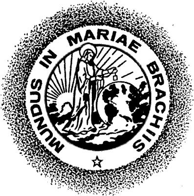 Mundus in Mariae Brachiis