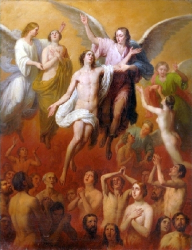 CatholicSaints.Info » Blog Archive » The Catholic Doctrine of Purgatory, by Cardinal William O'Connell