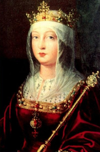 Queen Isabel I of Castille