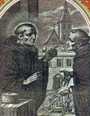 Saint Adelard of Corbie