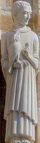sveti Agilolf - opat, škof in mučenec