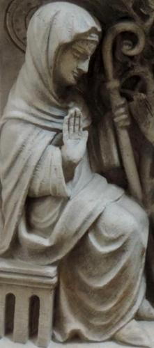 Saint Agnes of Poitiers
