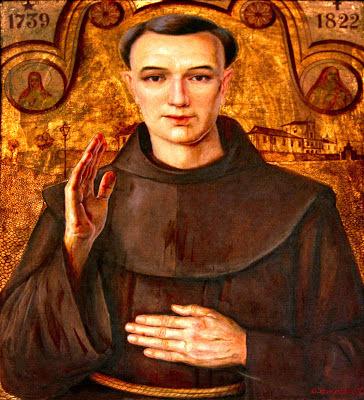 Saint Antonio of Saint Anne