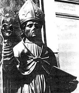 Saint Apsren of Naples