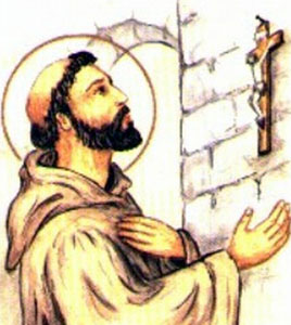 Saint Attalas of Bobbio