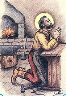 Saint Baldomerus of Saint Justus