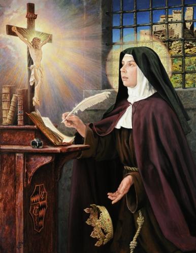 Saint Camilla Battista Varano