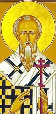sveti Karp - škof
