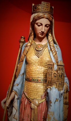 Image result for saint clotilde
