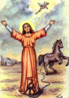 Saint Cointha of Alexandria