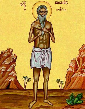 Saint Comus of Crete