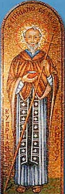Saint Cyprian of Calamizzi