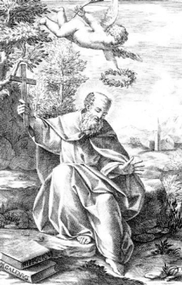 Saint Cyrus the Physician