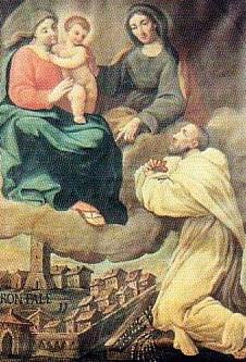 Saint Dominic Loricatus