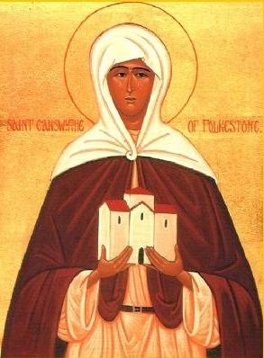 Saint Eanswythe of Folkestone