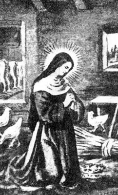 Saint Emilina of Boulancourt