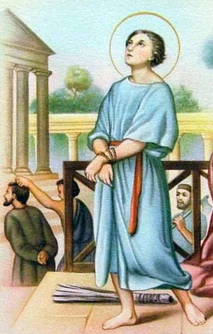 sveti Emilij - mučenec