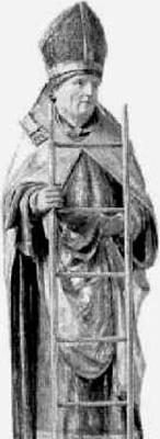 Saint Emmeramus of Regensburg
