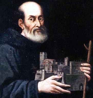 Saint Equitius of Valeria