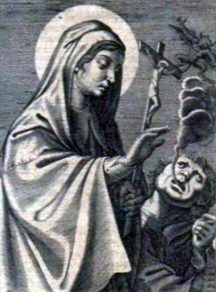 Saint Ermelinda of Meldaert