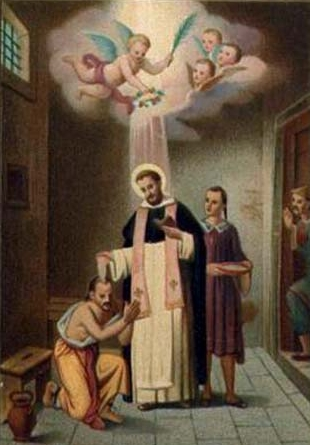 Saint Francis Ferdinand de Capillas