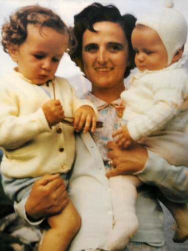 photograph of Saint Gianna Beretta Molla; date unknown, photographer unknown; photographed on 19 February 2014 by José Luiz Bernardes Ribeiro; swiped from Wikimedia Commons